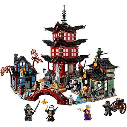 temple ninjago
