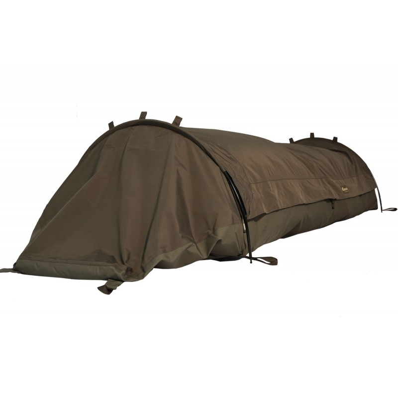 tente tunnel militaire