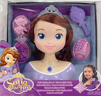 tete a coiffer princesse sofia