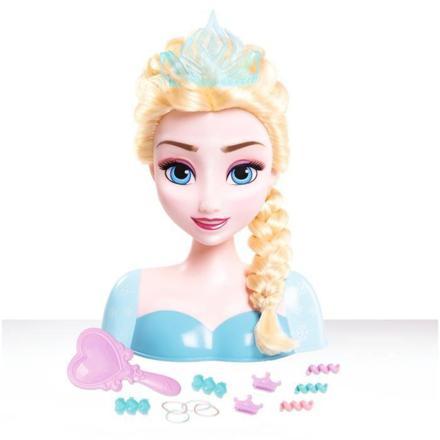 tete a coiffer reine des neiges
