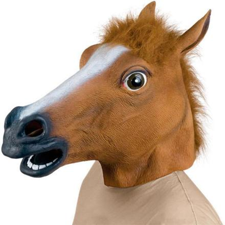 tete de cheval deguisement