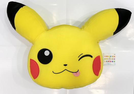 tete de pikachu