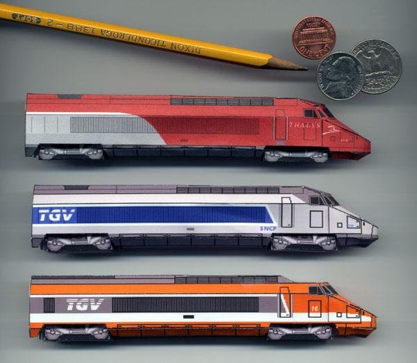 tgv miniature