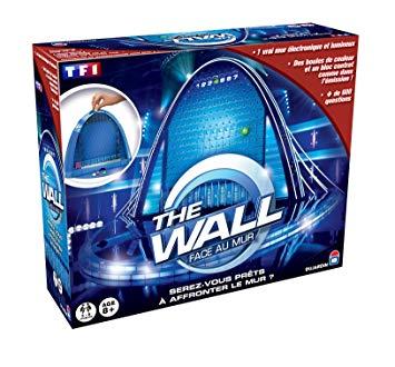 the wall face au mur jeu de société