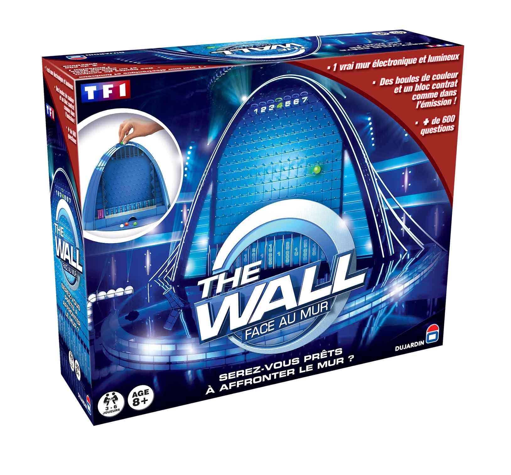 the wall face au mur le jeu