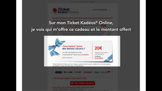 ticket kadeos internet