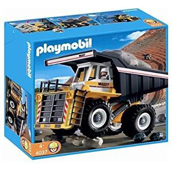 tombereau playmobil
