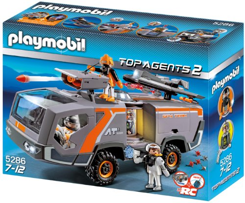 top agents playmobil