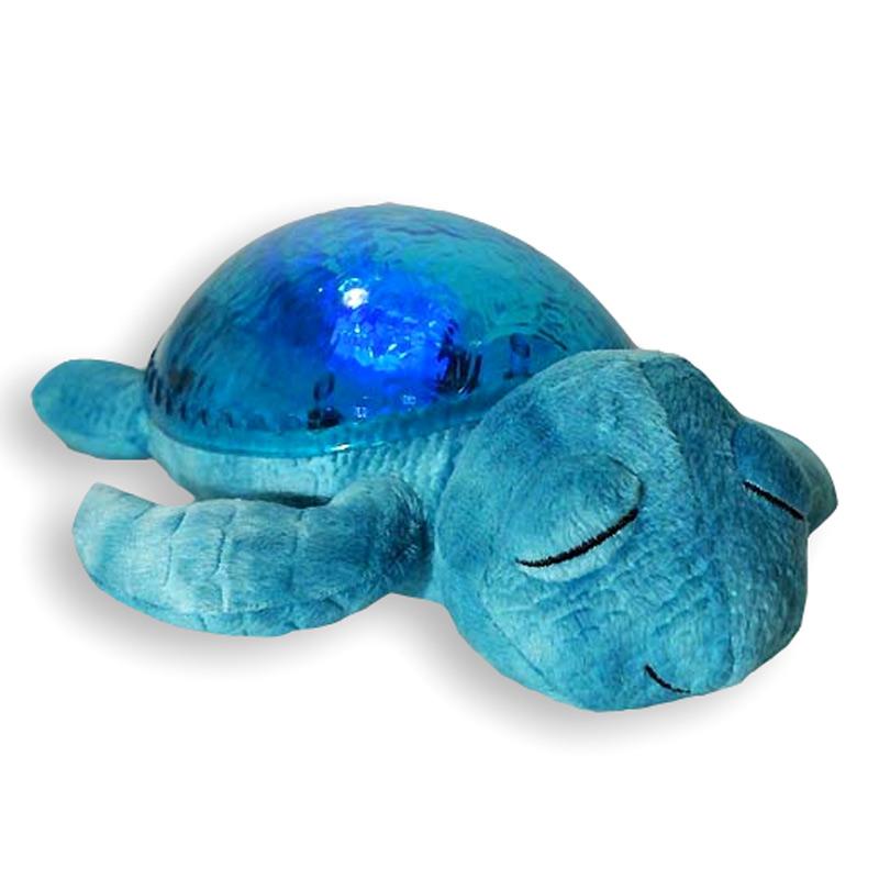 tortue veilleuse aqua