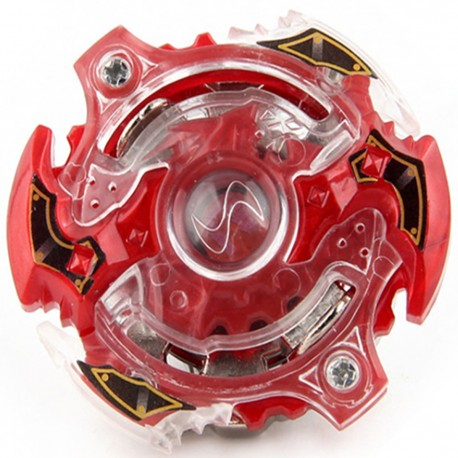 toupie beyblade rouge