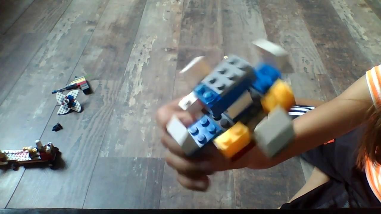 toupie lego