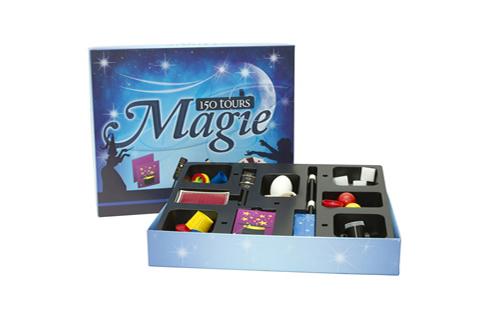 tour de magie coffret