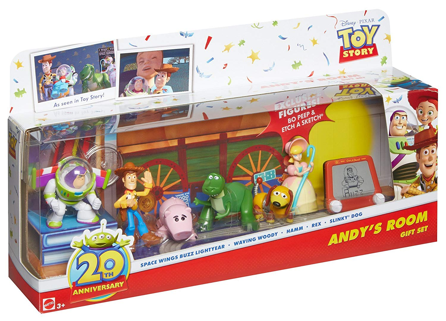 toy story toy set