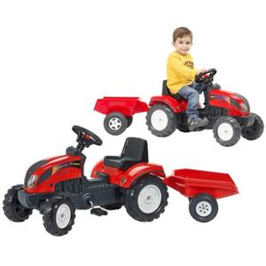 tracteur 2 ans