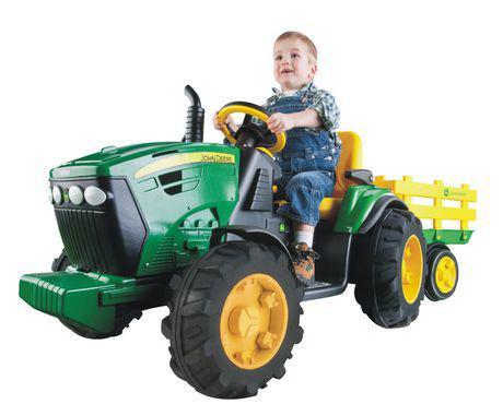 tracteur a batterie