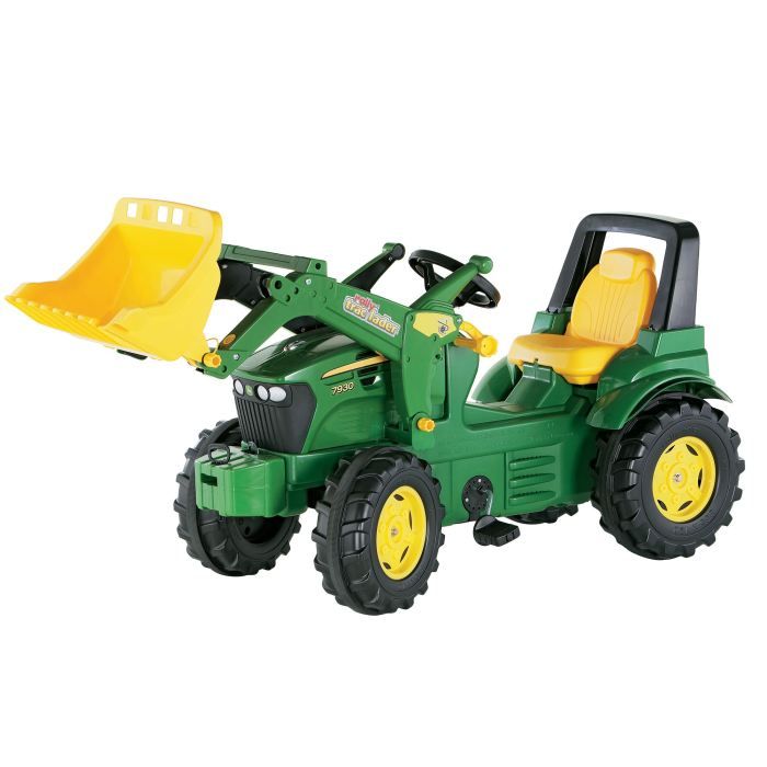 tracteur a pedale john deere