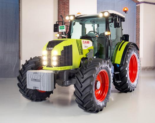 tracteur abrick