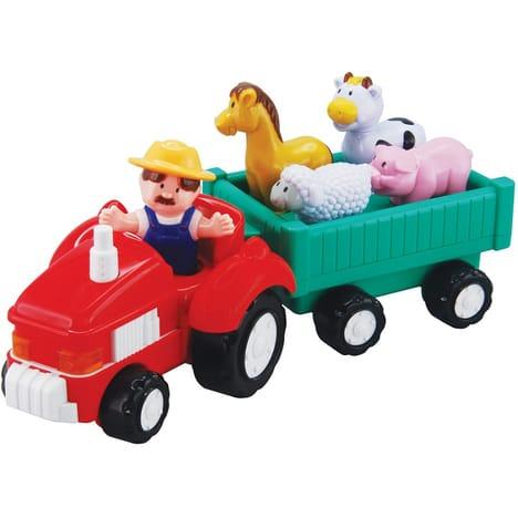 tracteur animaux