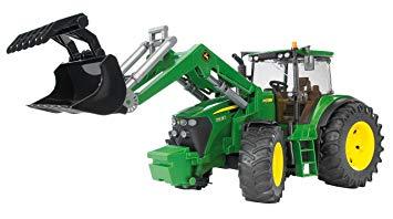 tracteur bruder john deere