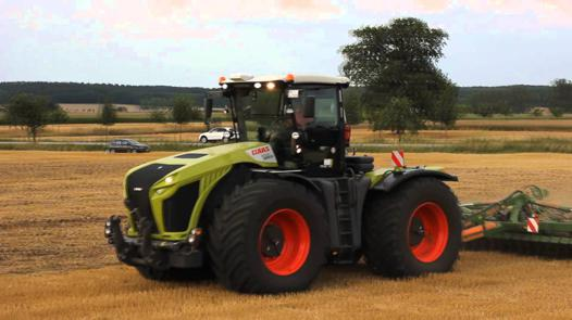 tracteur claas youtube
