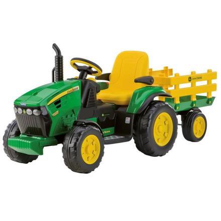 tracteur électrique peg perego