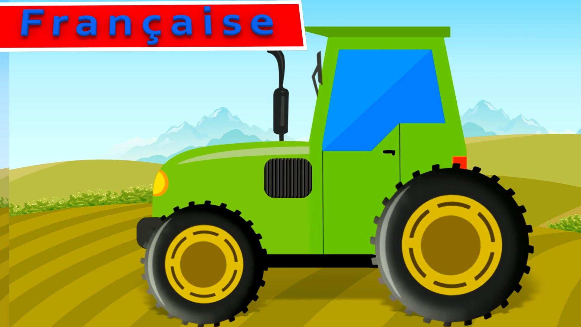 tracteur enfant video