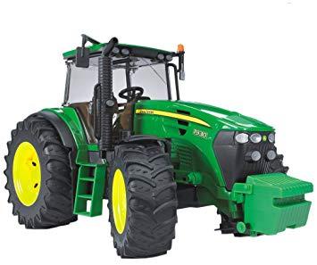 tracteur john deere jouet