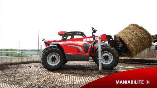 tracteur manitou
