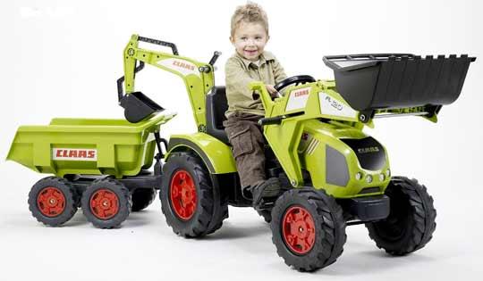 tracteur pedale enfant