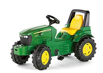 tracteur pedale john deere