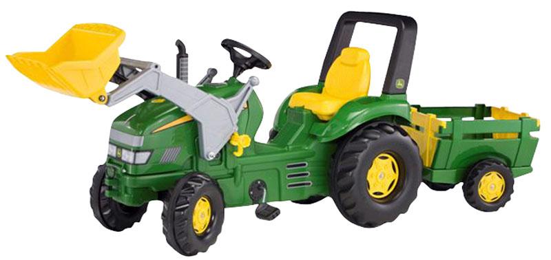 tracteur pedale