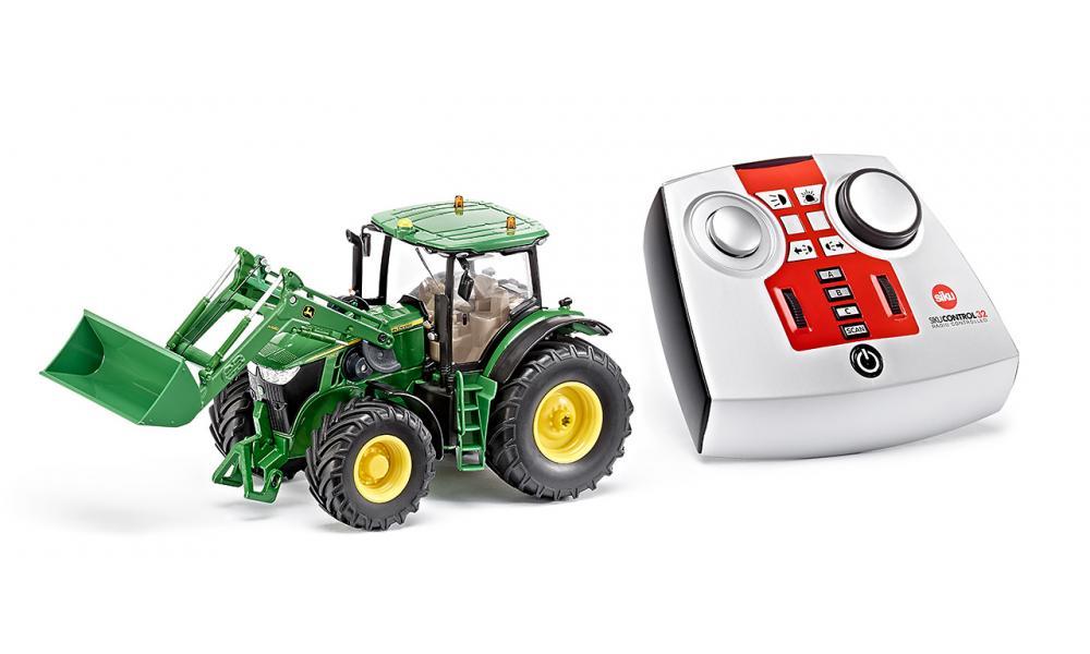 tracteur siku télécommandé