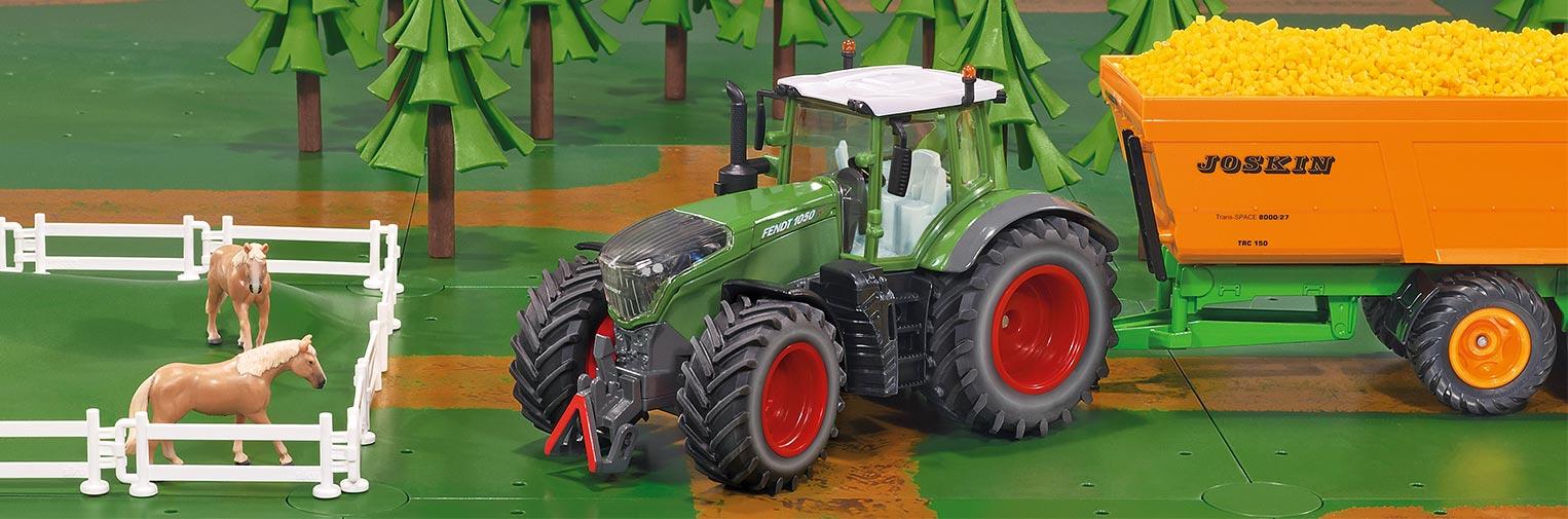 tracteur siku