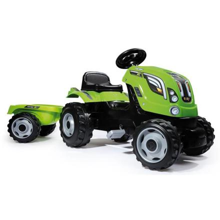 tracteur smoby