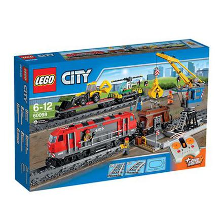 train de marchandise lego city