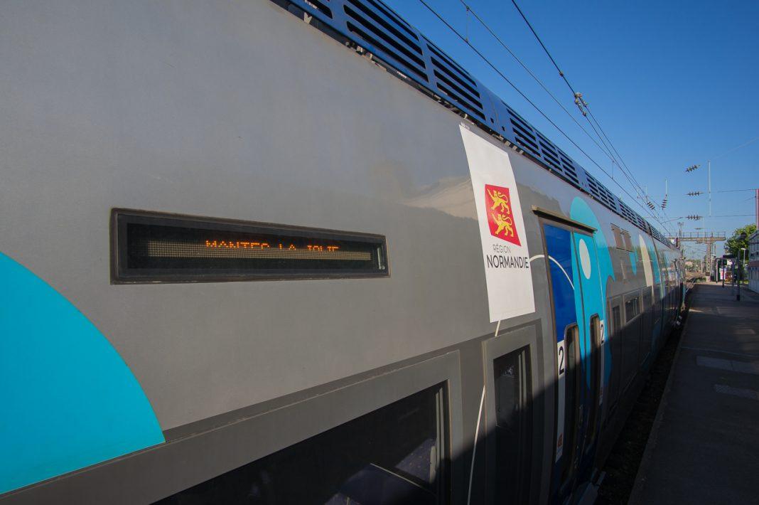train direct paris mantes