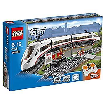 train lego city 60051