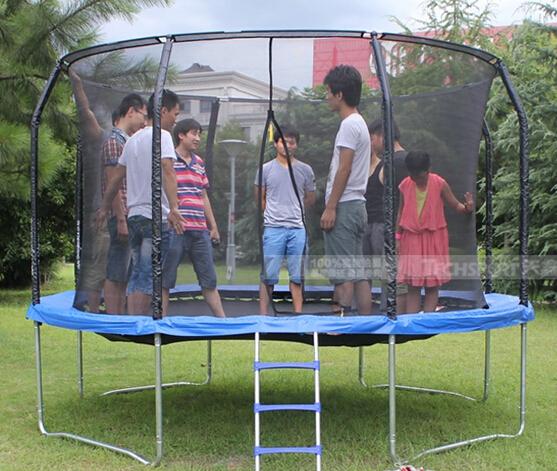 trampoline 150 kg
