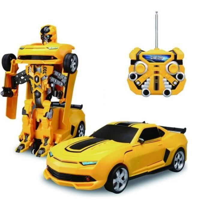 transformers voiture