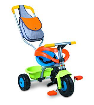 tricycle be fun confort smoby