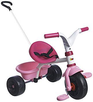 tricycle be fun smoby