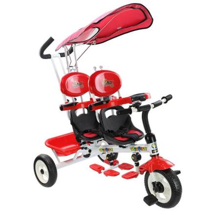 tricycle jumeaux