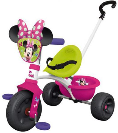 tricycle smoby minnie