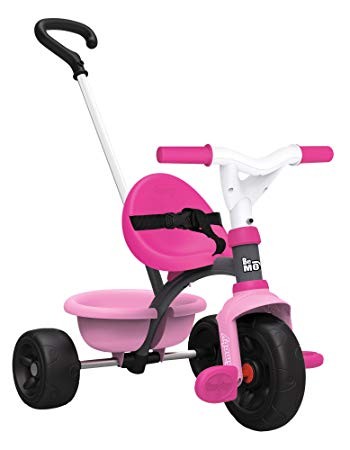 tricycle smoby rose