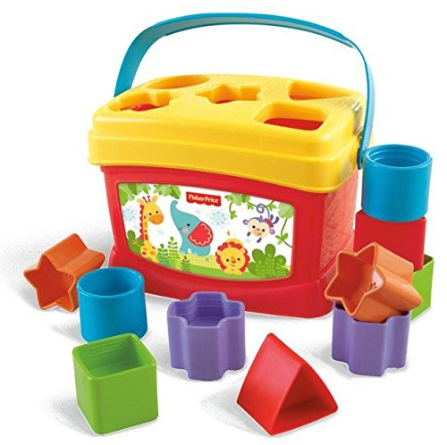 trieur de formes fisher price