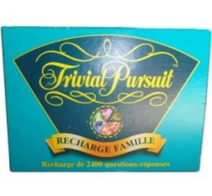 trivial pursuit famille recharge