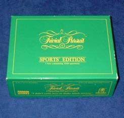 trivial pursuit sport