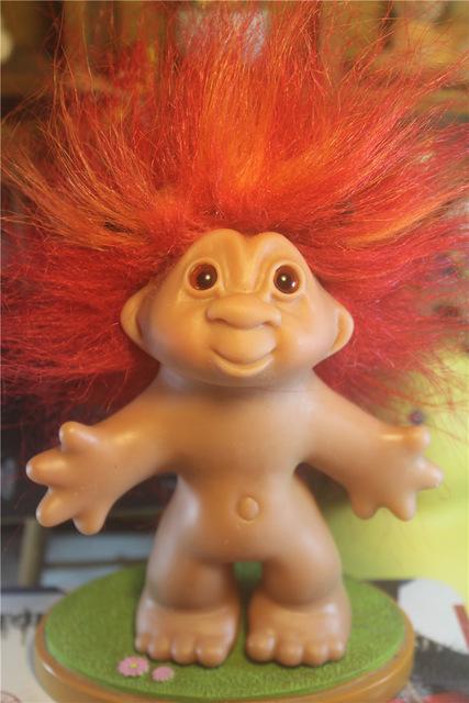 troll poupee
