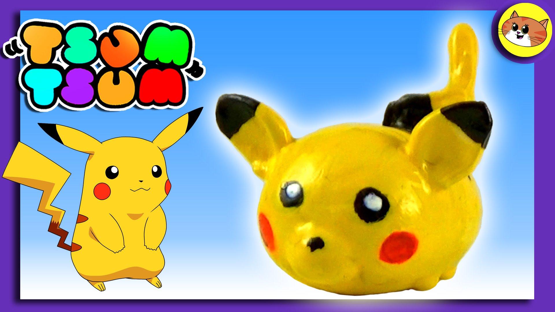 tsum tsum pikachu