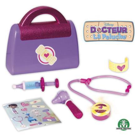 valise docteur la peluche